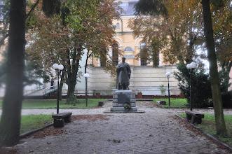 Photo: Pomnik Bogdana Chmielnickiego w Beresteczku