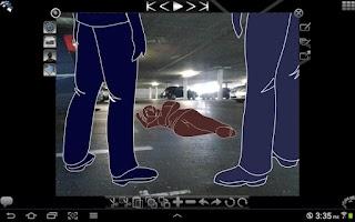 Screenshot of StoryBoard Quick Direct