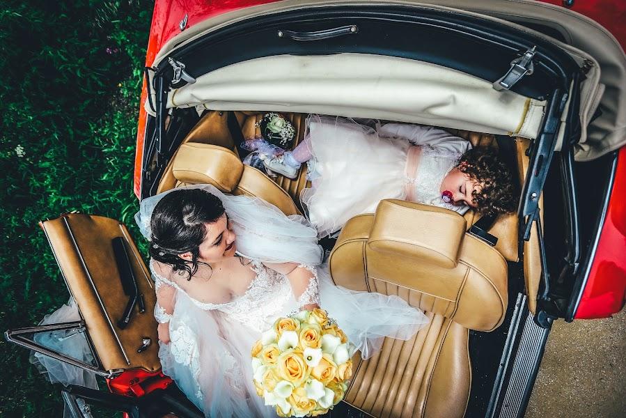 Vestuvių fotografas Alessandro Spagnolo (fotospagnolonovo). Nuotrauka 30.05.2019
