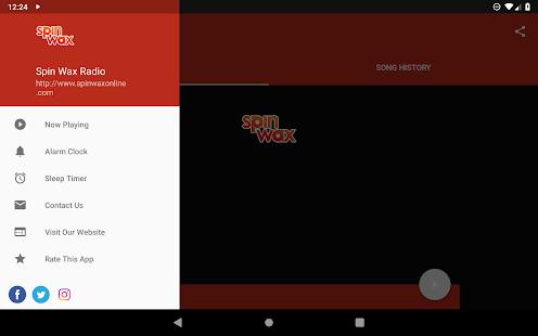 Spinwax Radio screenshot 6