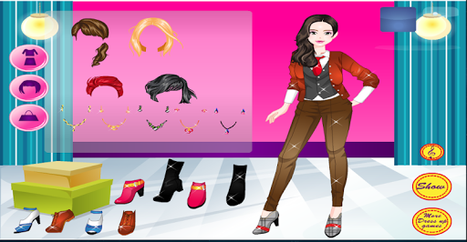dress up for girl and makeover 1.0.0 screenshots 4