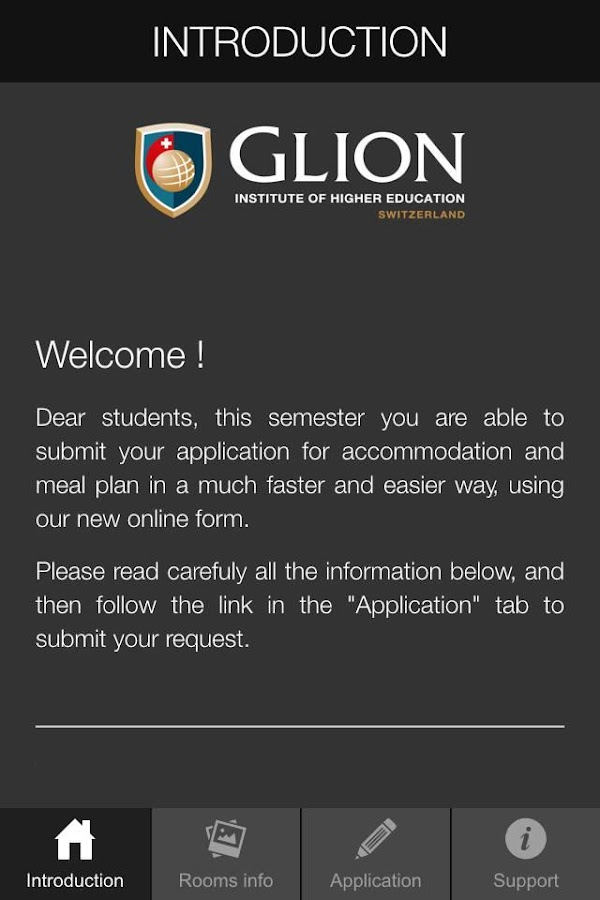 Glion Residential- screenshot