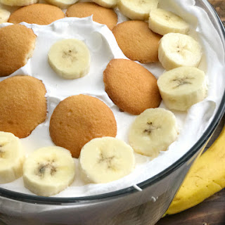 Blue Ribbon Banana Pudding.