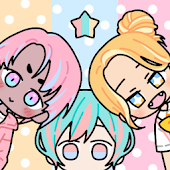 Pastel Friends : Dress Up Game APK download