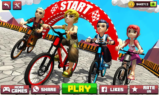 Fearless BMX Rider 2019 1.5 screenshots 1