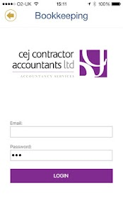 CEJ Accountants- screenshot thumbnail
