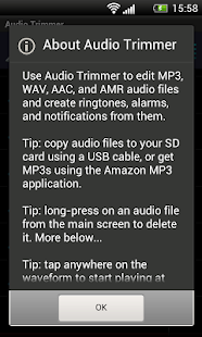 App Music Trimmer APK for Windows Phone