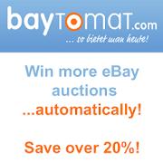 eBay: Auction sniper bid sniper