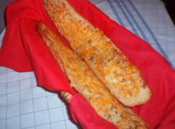 Cheesy French Bread
