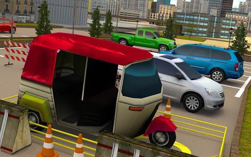 Indian Modern Rikshaw Drive  screenshots 4