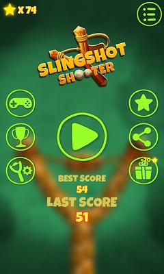 Slingshot Shooter - screenshot