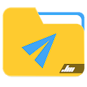 File Manager (File transfer, Vault, Cleaner) icon