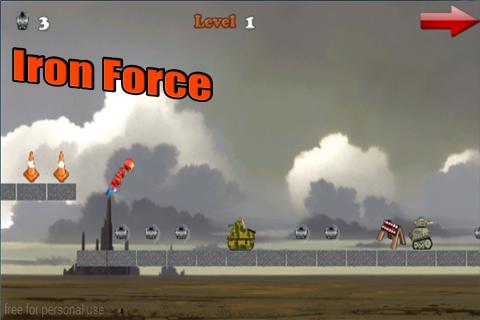 Iron Force Hero