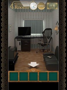脱出ゲーム - 4Rooms- screenshot thumbnail