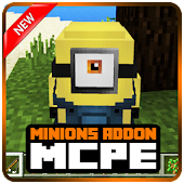 Minion addon for Minecraft