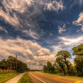by Edward Allen - Transportation Roads