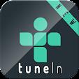 New TuneIn Guide