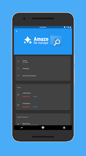 Amaze File Manager- screenshot thumbnail