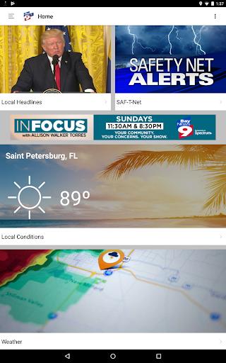 Bay News 9 Plus Screenshot