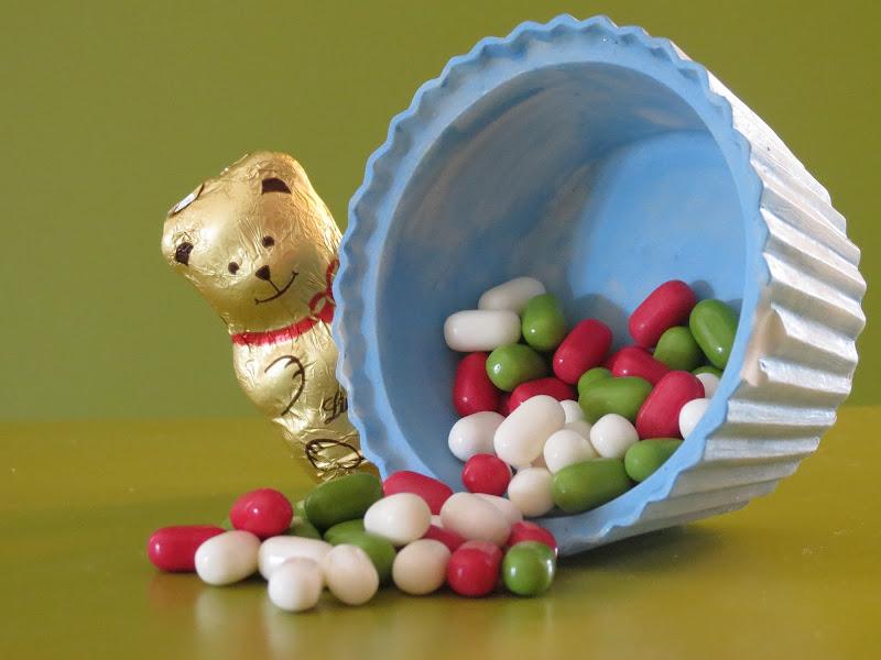Mr. Candy di Jamie.