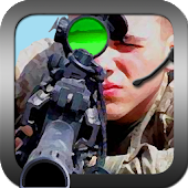 Marine Sharpshooter 3D - Sniper Shooter Game