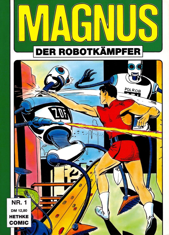 Magnus - Der Robotkämpfer (1989) - komplett