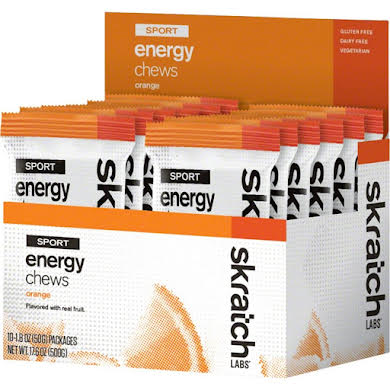 Skratch Labs Sport Energy Chews Thumb