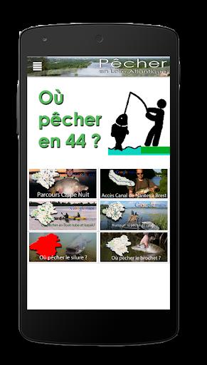 運動必備APP下載|Fishing in Loire-Atlantique,Fr 好玩app不花錢|綠色工廠好玩App