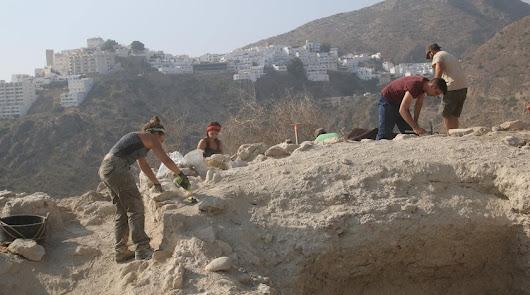 Vuelven las excavaciones en el yacimiento de Mojácar La Vieja