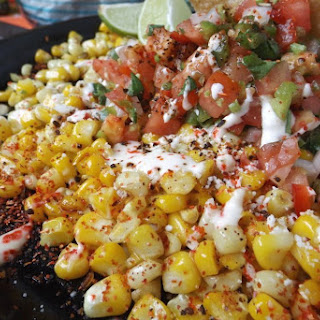 Esquites Tostados (Mexican Toasted Corn) Recipe