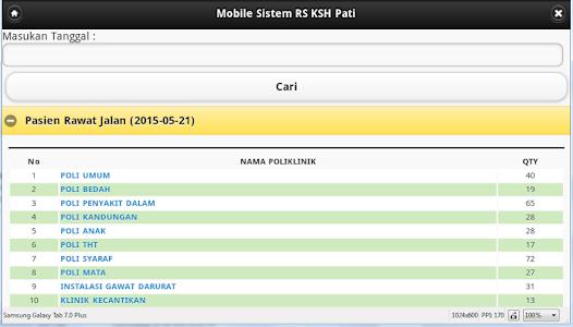 E-Mobile KSH screenshot 10