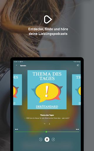 radio.at - Radio und Podcast screenshot 11