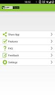 Screenshot of Simple Mobile International