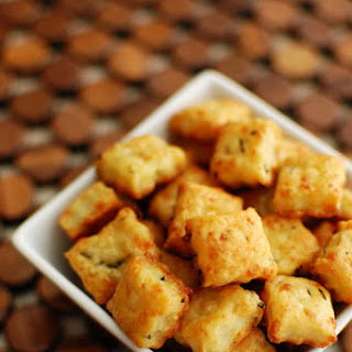 Garlic Parmesan Cheez Its
