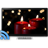 Romantic Candles Chromecast