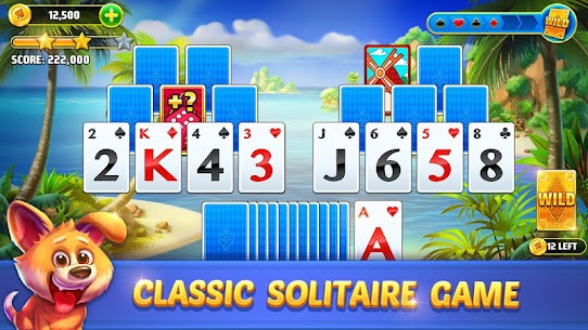 Solitaire TriPeaks Journey – Free Card Game 1