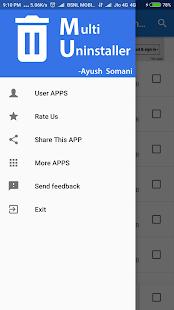 Multi App Uninstaller v1.0 [Mod][Ads-Free] 1