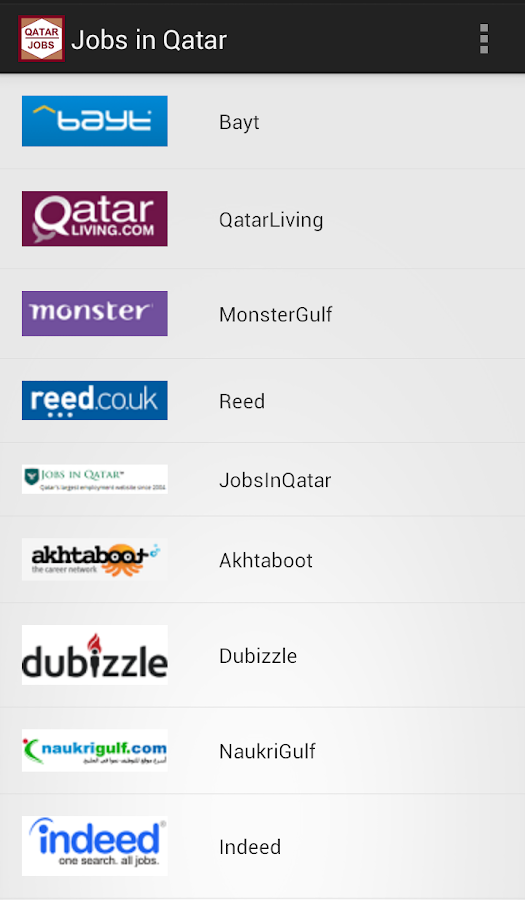 Jobs in Qatar - Doha Jobs- screenshot