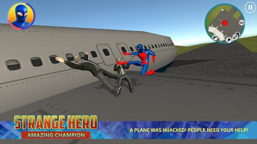 Strange Hero: Amazing Champion for PC