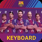App FC Barcelona Official Keyboard APK for Windows Phone