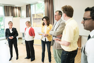 Photo: Vorstellung der Workshops