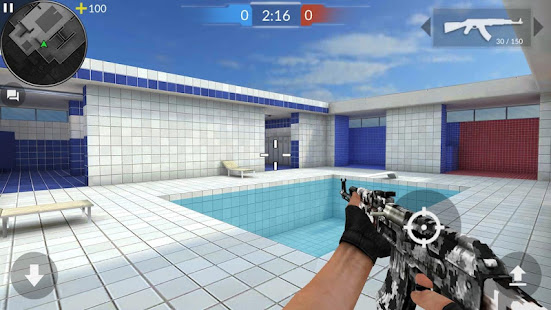 Game Critical Strike CS: Counter Terrorist Online FPS APK for Windows Phone