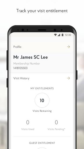 Priority Pass™ screenshot