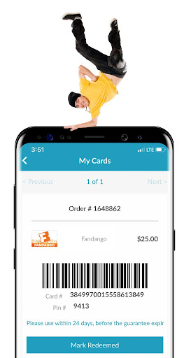 CardCash - Discounted Gift Cards - screenshot