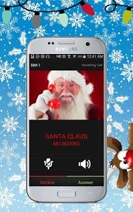 Santa Claus Calling - Prank - náhled