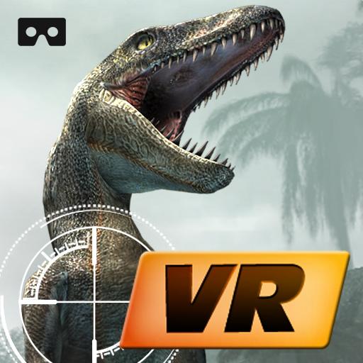 Dino VR Shooter: Dinosaur Hunter Jurassic Island