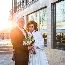 Wedding photographer Natalya Voskresenskaya (NatalyV). Photo of 17.12.2017