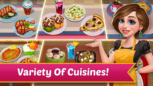 Code Triche Celeb Chef: Serving The Celebrity mod apk screenshots 3