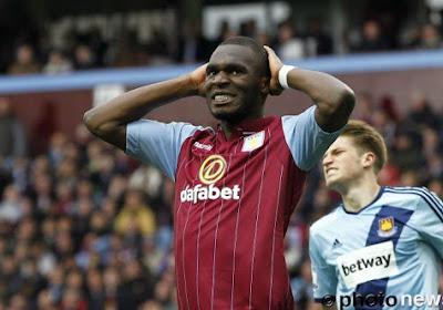Embrouille entre Benteke et son coach à Aston Villa ?
