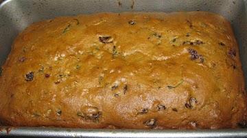 Sid's Zucchini Bread Recipe
